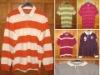 polo shirt yarn dyed