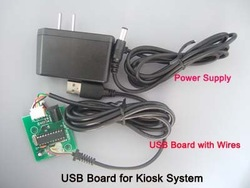 Coin Operated PC Control Board For internet kiosk computer