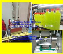 electric sugarcane juicing machine for juice making