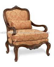 Victoria Chair Mahogany Indoor Furniture