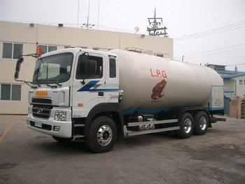 LPG 10ton Bulk Lorry