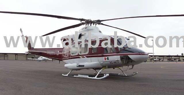 bell 412 helicóptero