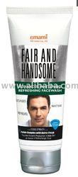 Men Refreshing FaceWash - Fair and Handsome