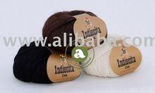 100% Peruvian Baby Alpaca yarn skeins