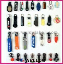 2013 Fashion Colorful Zipper Slider