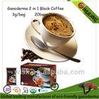 Healthy Beverage Ganoderma Lucidum Black Coffee