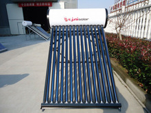 Hot selling evacuated tube solar water heater