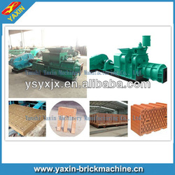 Low Cost and High Capacity Small Brick Making Machine