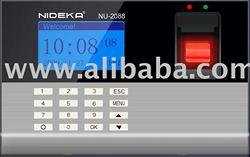 NU-2088 Fingerprint Time & Attendance Recorder