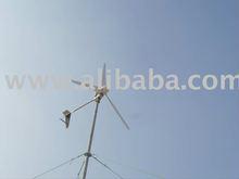 Blue Sky small wind turbine generator 1000W with 3 carbon fiber blades