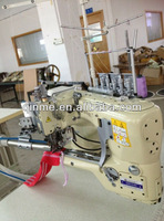 Brand New 4 Needle 6 Thread feed-off-the-arm Juki Industrial Sewing Machine
