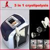 vacuum cavitation cryotherapy machine to remove cellulite
