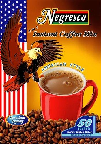 Negresco 3in1 Instant Coffee Mix