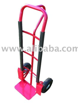 Jeep Hand Truck with Sealant in Pneumatic Tires