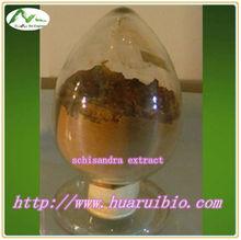 100% natural schisandra extract: schisandra/schisandrins 9-15%