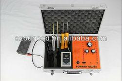Long Range and high sensitivity Diamond detector