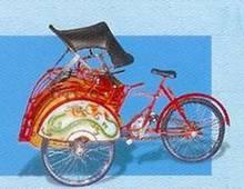 Red Becak