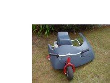 Dirt Sidecar Mini Moto