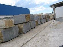 bloc grey granite