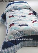 100 Polyester Kids Cartoon Microfiber Comforter