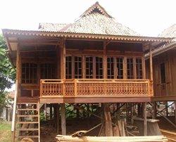 Rumah Kayu Bongkar Pasang service