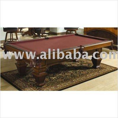 American heritage bella vista mesa de billar - 958552br-kd y 9609 991000 y