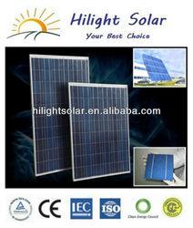 high efficient 250w high watt power solar panel with tuv,CE,ISO,CEC