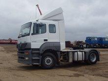 Mercedes Axor Trucks
