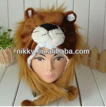 animal hat cartoon cap winter hat for children