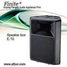 E-10 Karaoke box
