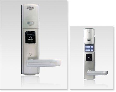 Security Door Lock System