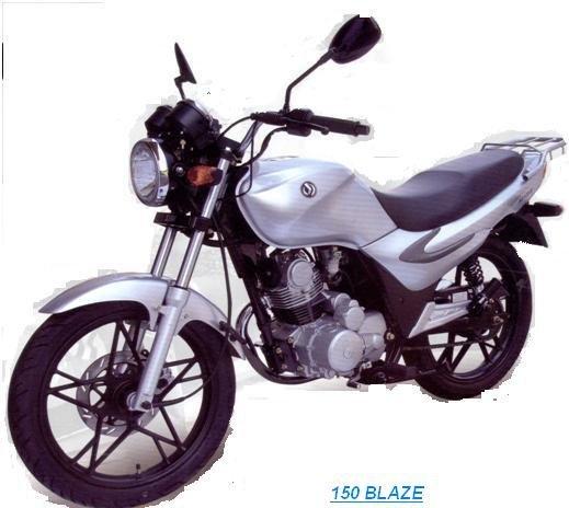 SYM BLAZE-150 MOTORCYCLE