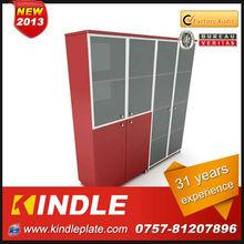 kindle space saving orange metal luxury filing cabinet