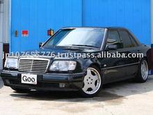 1994 Second Hand Automobiles Mercedes-Benz M Benz E500 104,000km LHD