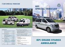 Ambulance Van