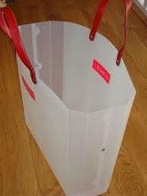Wholesale Reusable Bags Handbags Fashion Silicone Shopping Bags