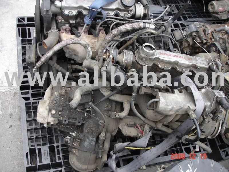 Daewoo Cielo Engine