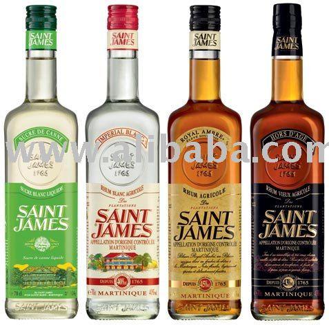 Mega Análisis: Dom Perignon vs James Black Saint_James_Alcohol