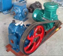 LC/LCX-50/0.6 high viscosity Heat Insulation Heavy Oil/Crude Oil Lobe Pump