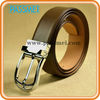 2013 hot sell wholesale cow leather women's belt with buckle