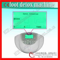 ion detox foot spa message machine