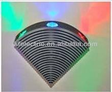 220v 4w hot selling high power led lights KF-W6 indoor wall led lights