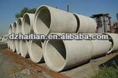 Concrete drain pipe making machine