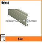 aluminum slats for roller shutters