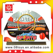 Toy hoop fever basketball board size