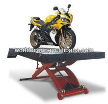 pneumatics drive motorcycle lift