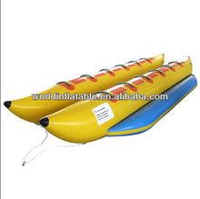 double tube banana boat