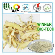 dry herb medicine / dry radix polygonati officinalis piece/ dry polygonatum odoratum / yu zhu