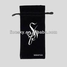 velvet jewellery pouch/phone case/roll gift bag