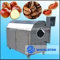 ( ce) ساخنة جديدة الفولاذ المقاوم للصدأ التلقائي آلة مكسرات الصويا المحمصة أرابيكا 0086 15637130658